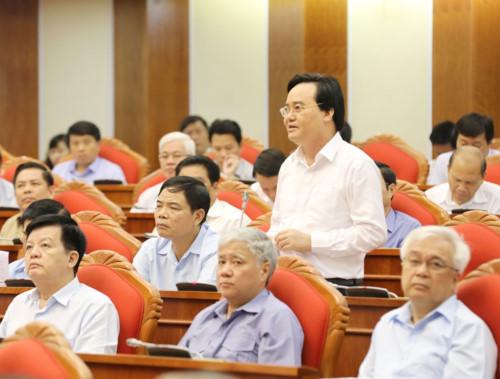 Đề xuất Trung ương có chính sách lương, phụ cấp đặc thù cho nhà giáo